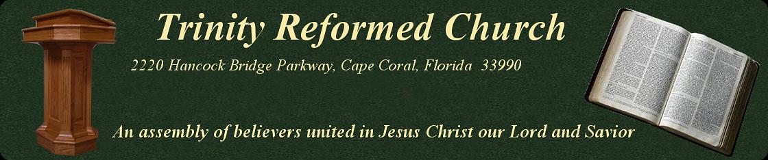 Trinity Reformed Church